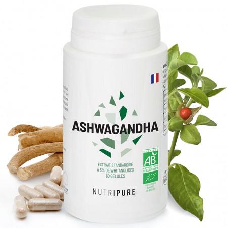 bienfaits ashwagandha