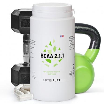 BCAA musculation
