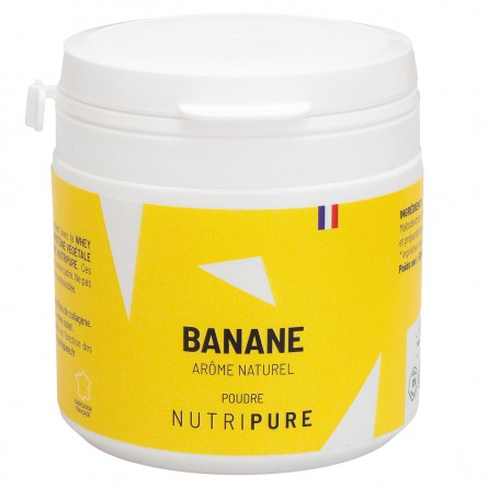 arome naturel banane