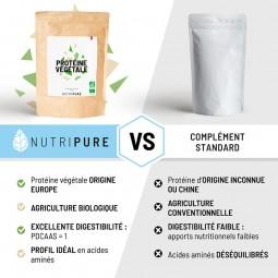 proteine vegetale bio