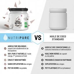 huile coco nutripure