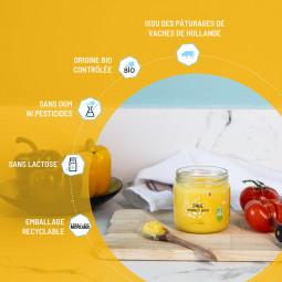 avantages du ghee nutripure