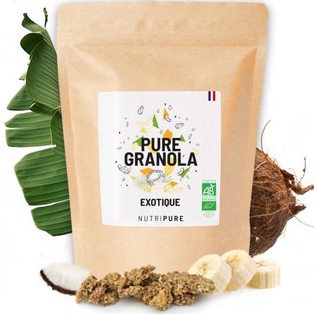 granola exotique